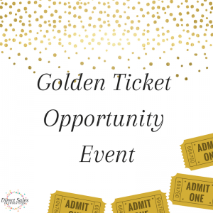 Golden Ticket Event Tile