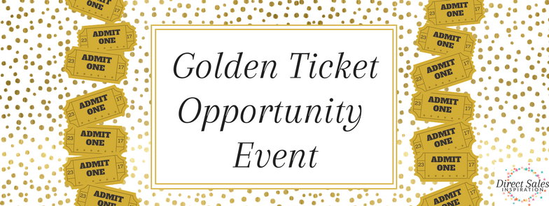 Golden Ticket FB Event Cover