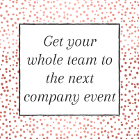 Get your whole direct selling team to the next company event!
