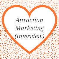 Attraction Marketing (Interview). Learn from the best, Rochelle takes us behind the scenes on her business Facebook page.