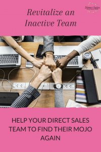 Revitalize your direct sales team with one event. #DirectSales #PartyPlan