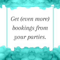 Title: Get (even more) bookings from your parties