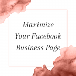 Title: Maximize Your Facebook Business Page