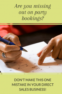 Are you missing out on party bookings by making this one mistake?