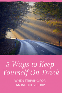 Pinterest: 5 Ways to Keep Yourself On Track