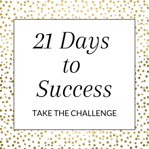 Title: 21 Days to Success in your Direct Sales Business: Take the Challenge