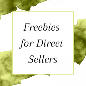Title: Freebies for Direct Sellers