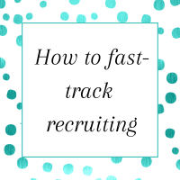 Title: How to fast-track recruiting in your direct sales business