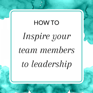 Title: How to inspire your direct sales team to leadership