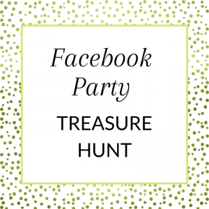Title: Facebook party treasure hunt