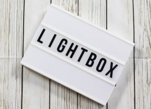Lightbox example