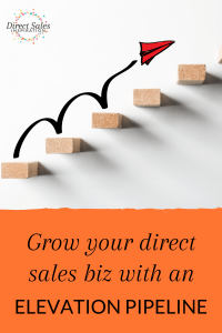 Grow your direct sales organization with an 'elevation pipeline'.