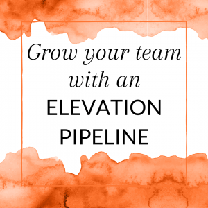 Title: Grow your team with an elevation pipeline