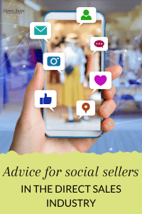 Pinterest: Advice for social sellers in the direct sales industry.