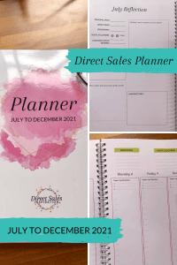 Direct Sales Planner